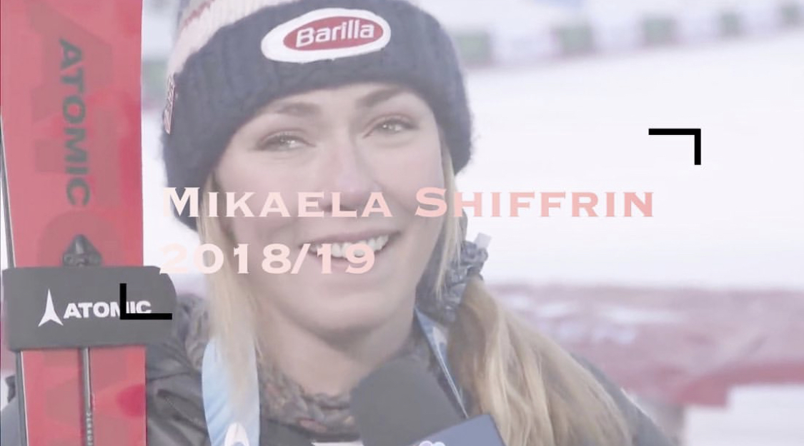 Mikaela Shiffrin 18/19 Dream Season